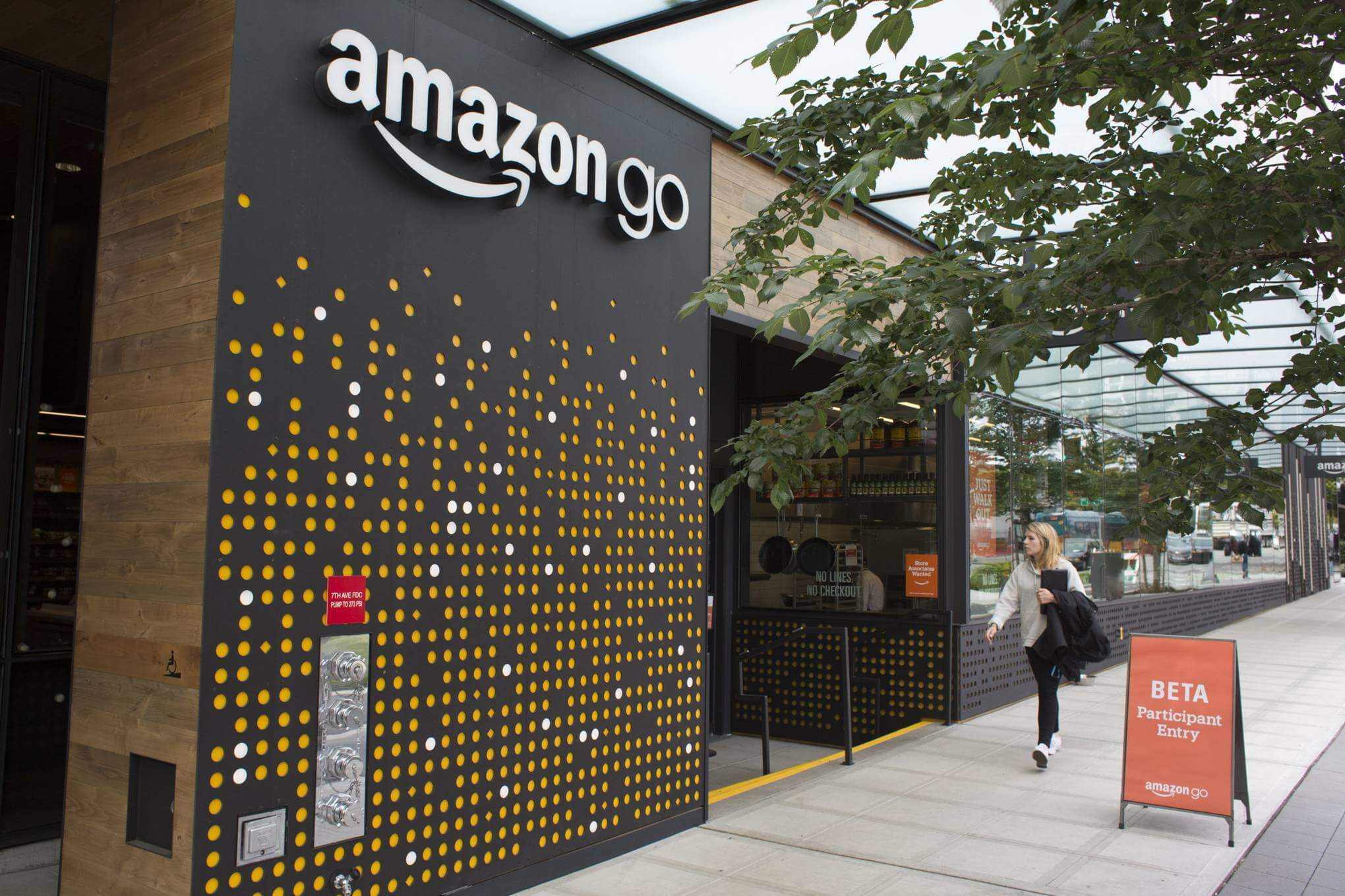 Amazon is selling its cashier-free technology to other retailers