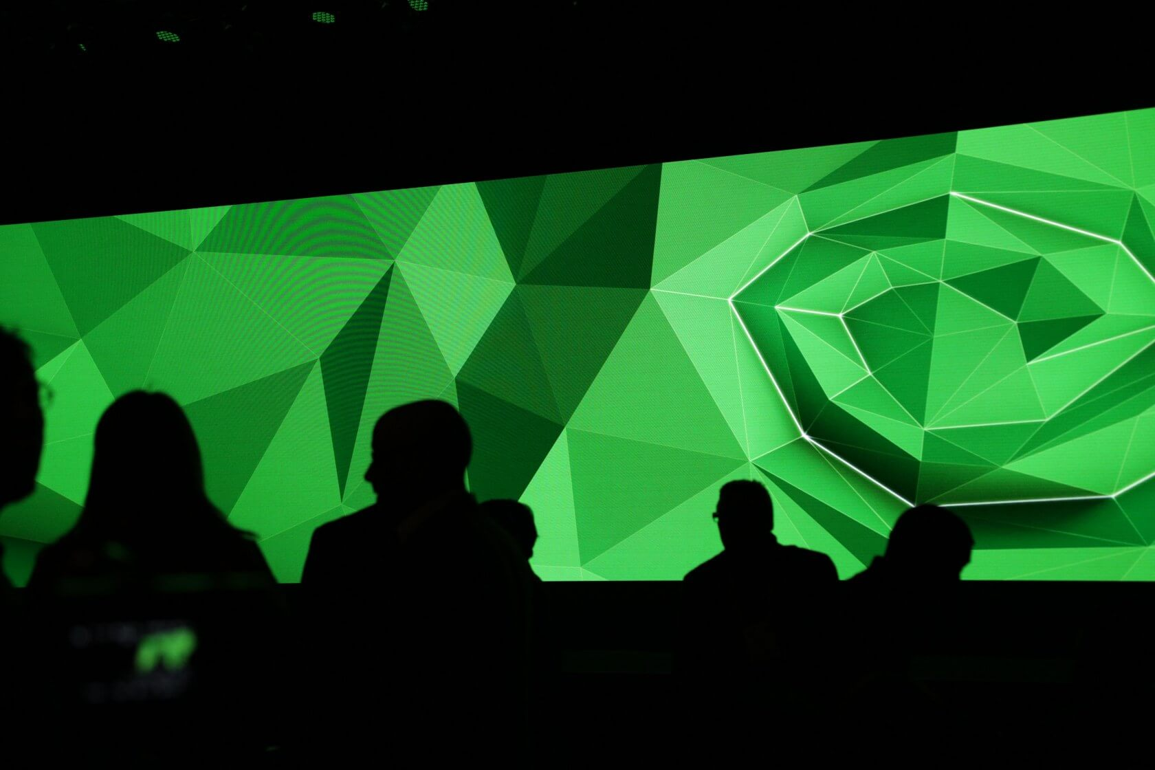 Nvidia tweets, then deletes a mysterious teaser showing an animated blinking eye