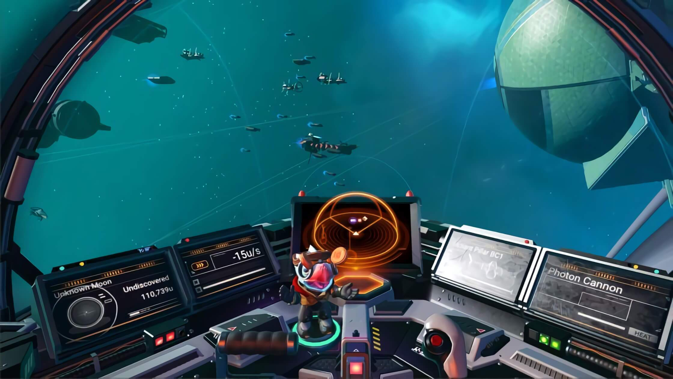 Latest No Man's Sky patch introduces bobbleheads for your ship and more