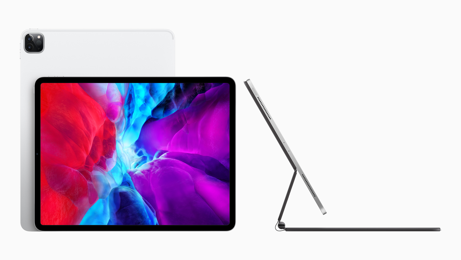 The A12Z SoC in the new iPad Pro is identical to the A12X, just with an extra GPU core enabled