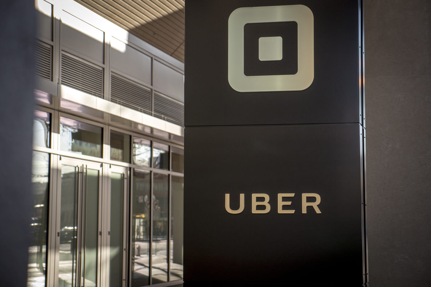 Uber stock soars as CEO says company is well positioned to ride out coronavirus
