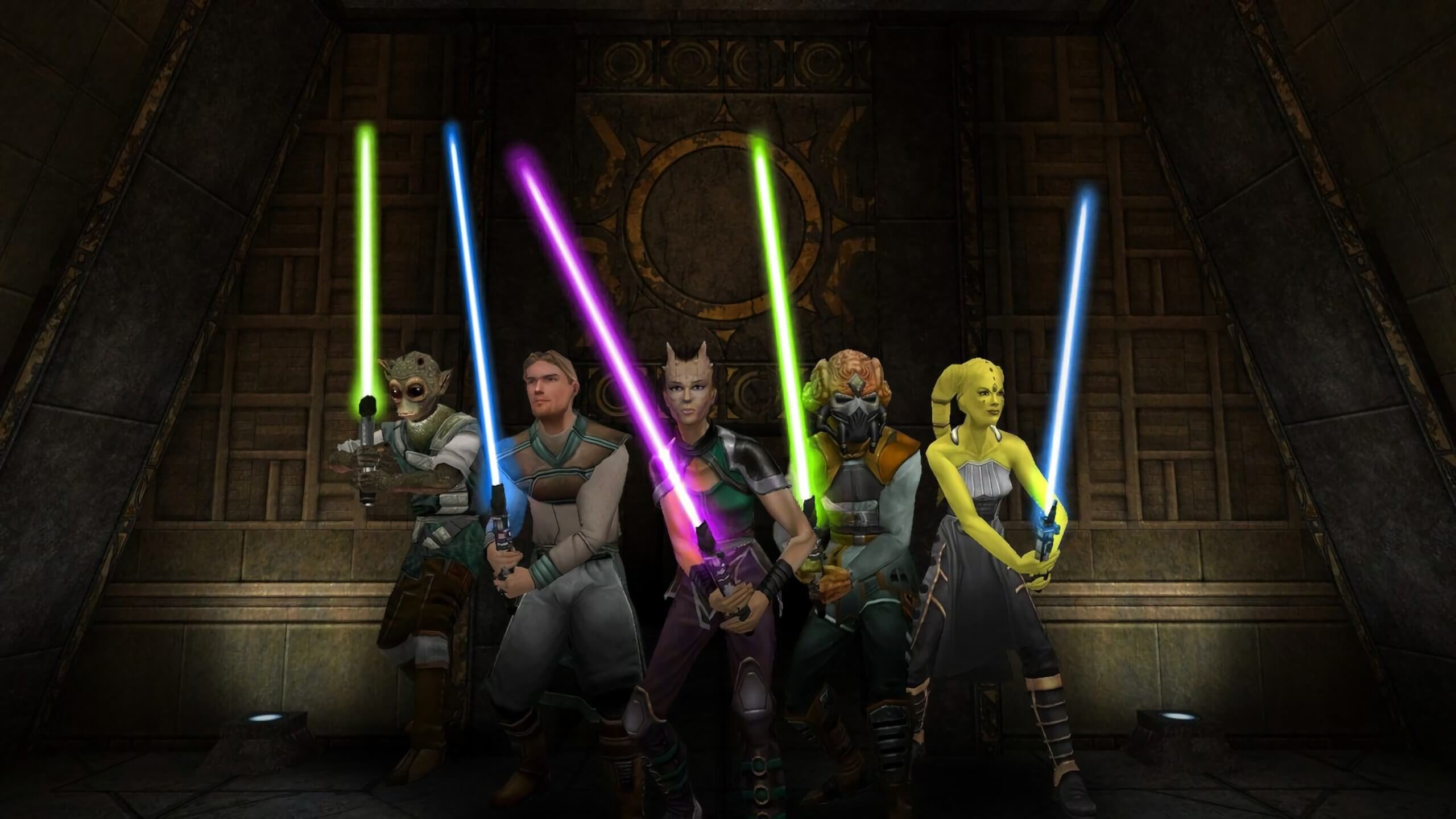 The PC master race is 'decimating' Switch players in Jedi Academy crossplay
