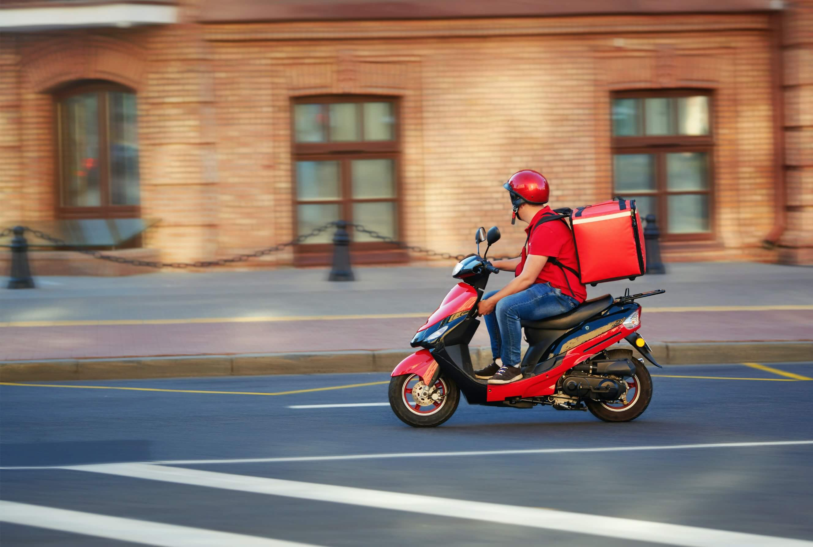 Delivery apps are giving restaurants a fighting chance... or are they?