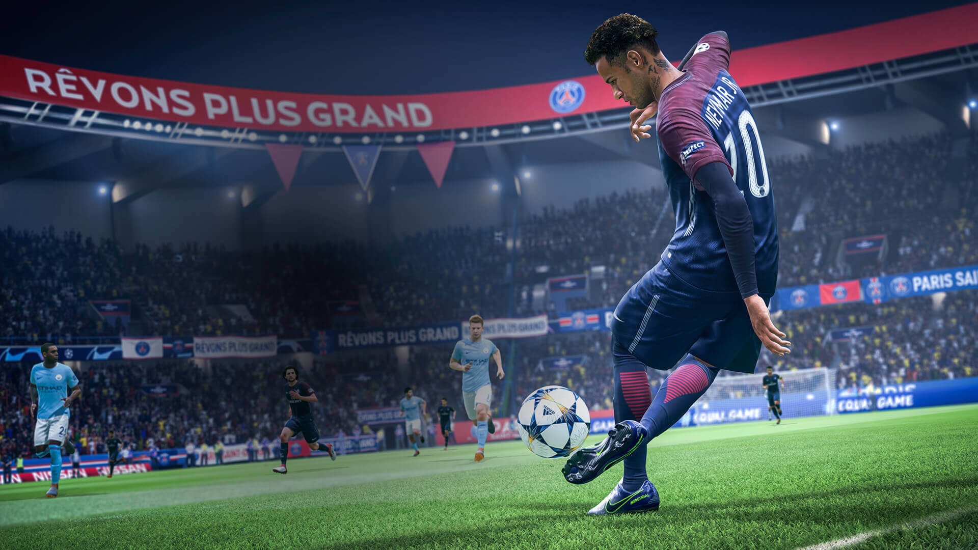 EA announces FIFA Stay and Play Cup virtual tournament in lieu of real soccer