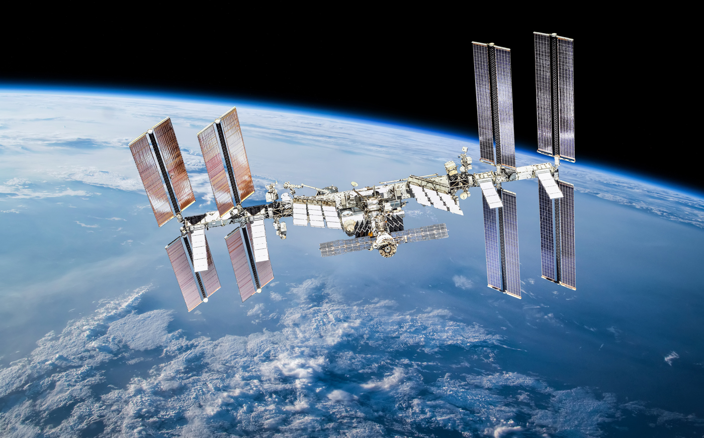 Russia says it will leave the ISS and launch its own space station