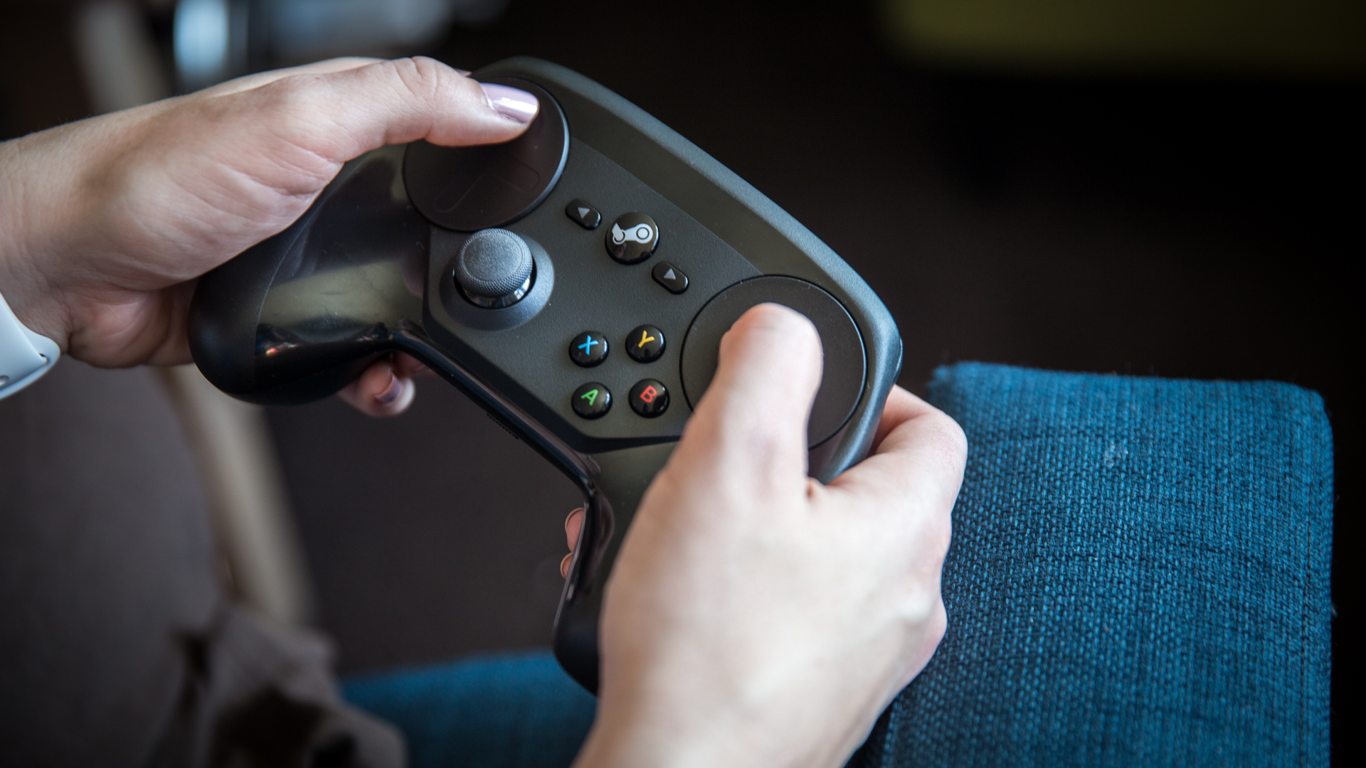 Valve could be working on a new Steam Controller