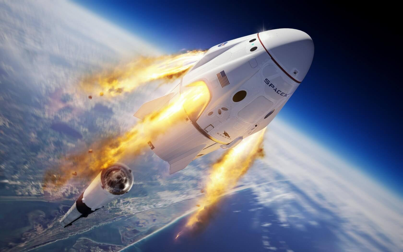 Report: SpaceX and Tom Cruise planning an outer space movie shoot