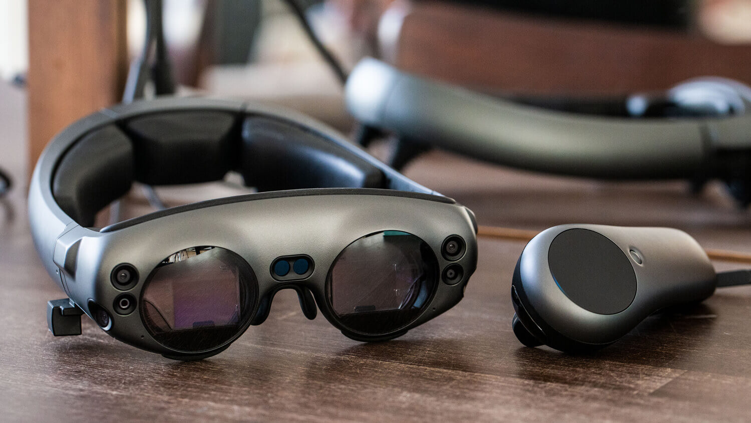 Magic Leap reportedly just cut half of its workforce