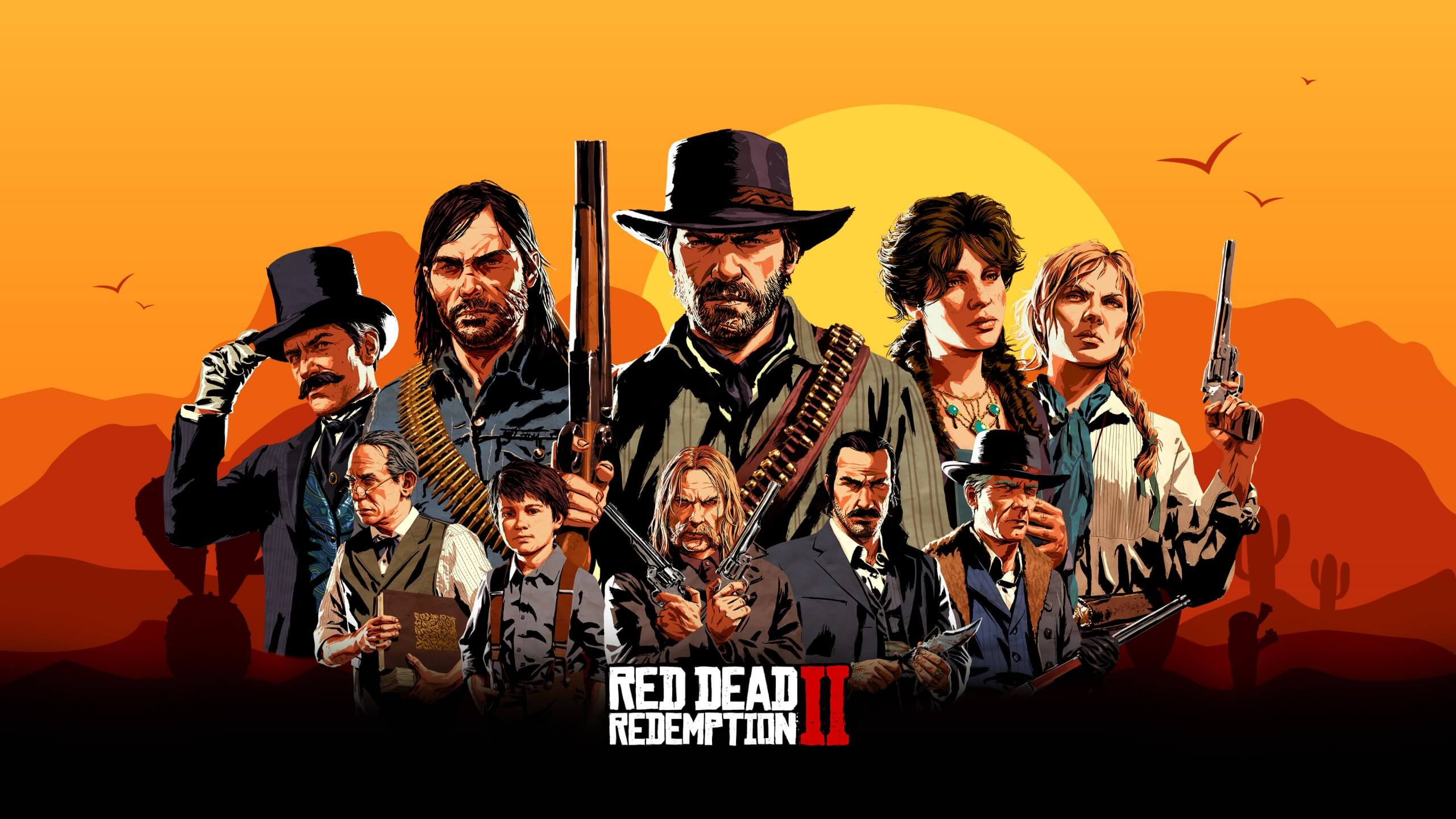 Red Dead Redemption 2 hits Xbox Game Pass May 7