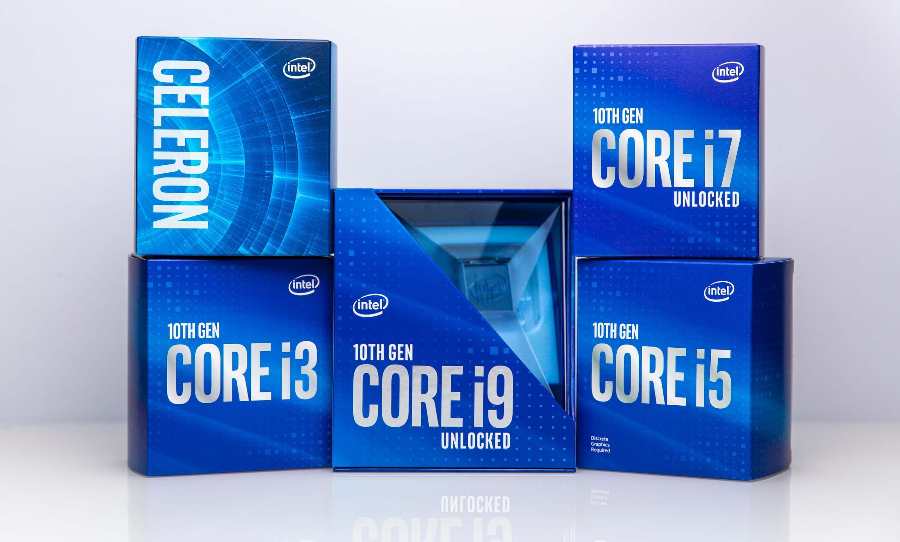 Intel Core i9-10900K is official, boosting up to 5.3 GHz; Core i7 and Core i5 get competitive against Ryzen