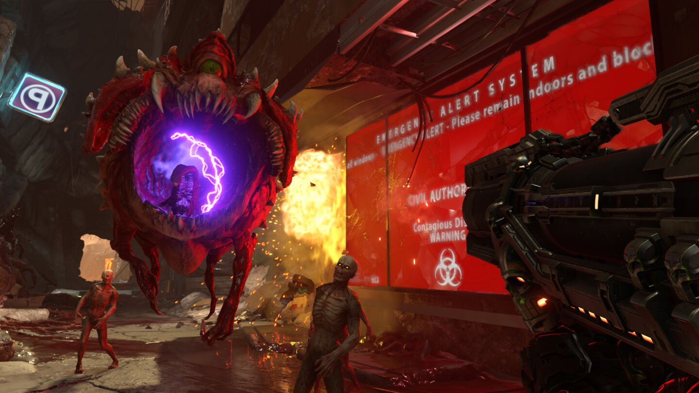 Doom Eternal gets review-bombed following kernel mode anti-cheatupdate