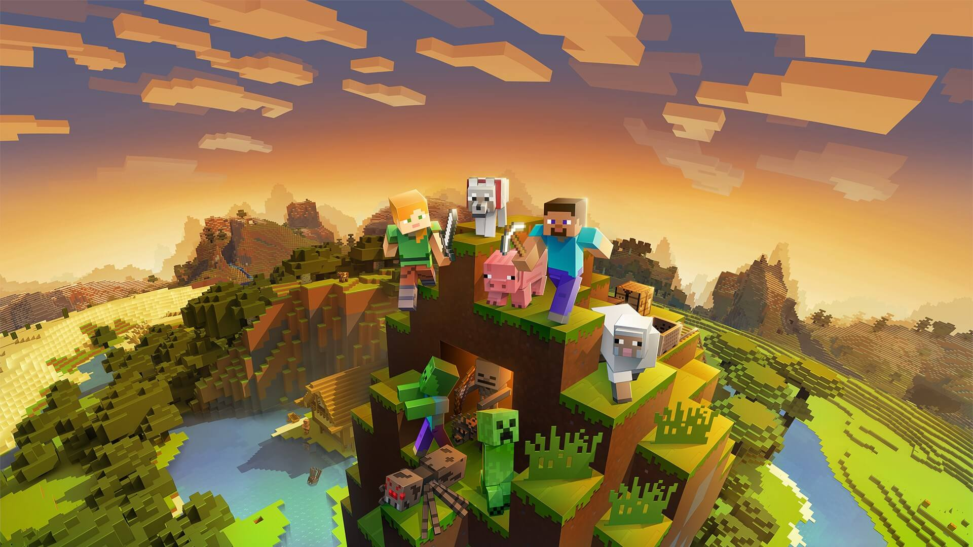 Minecraft extends lead as best-selling game of alltime