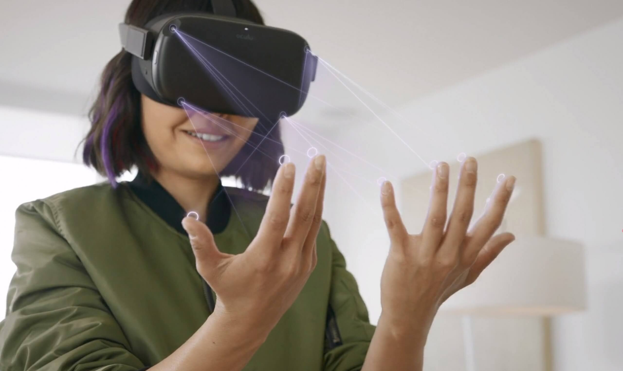 Oculus hand tracking for the Quest moves out of beta this week