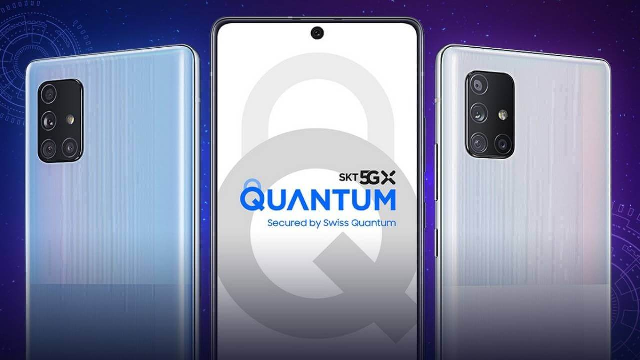 Samsung announces first phone with quantum technology