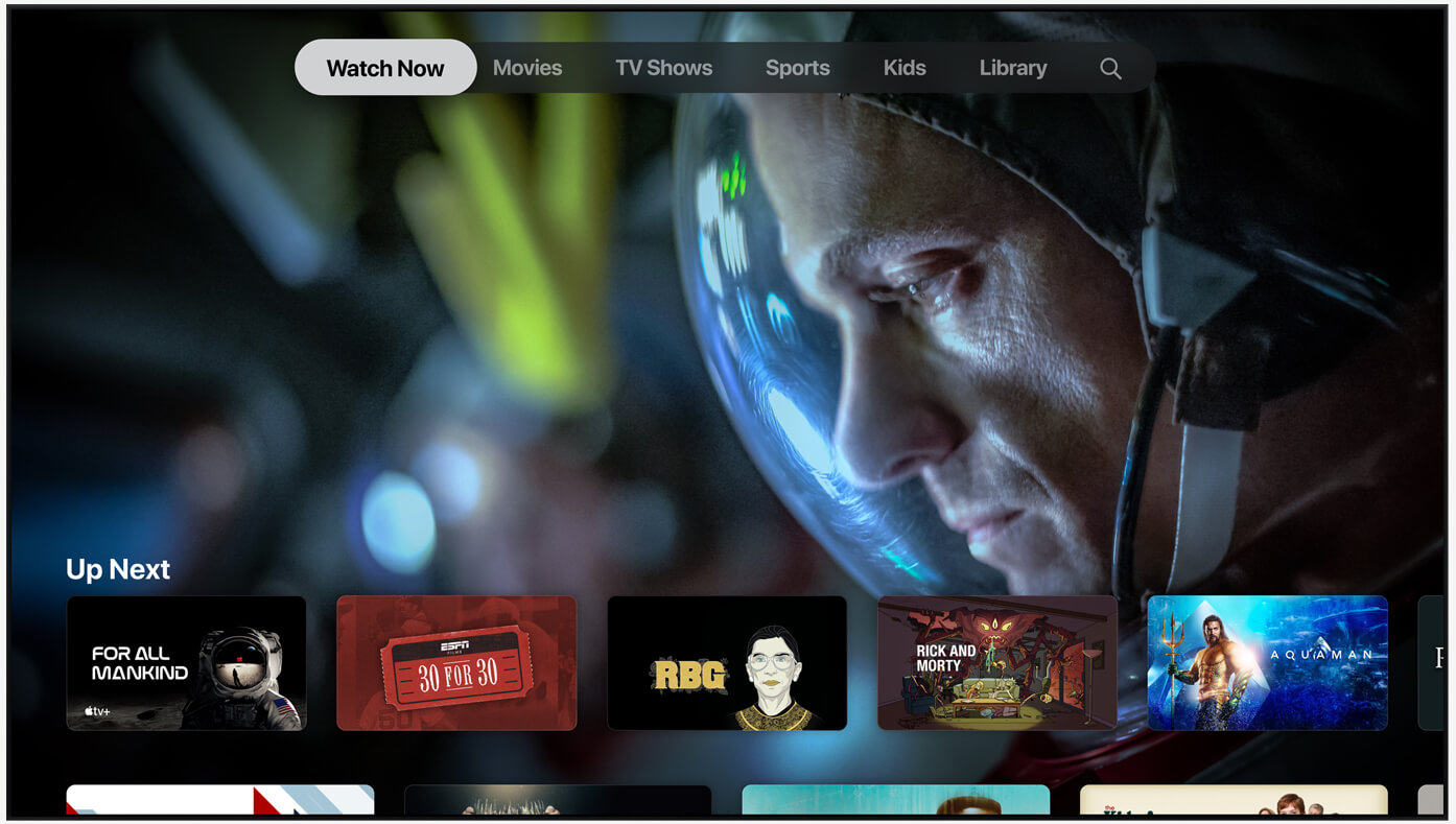 Apple is bolstering Apple TV+ back catalog to compete with Netflix and Disney+