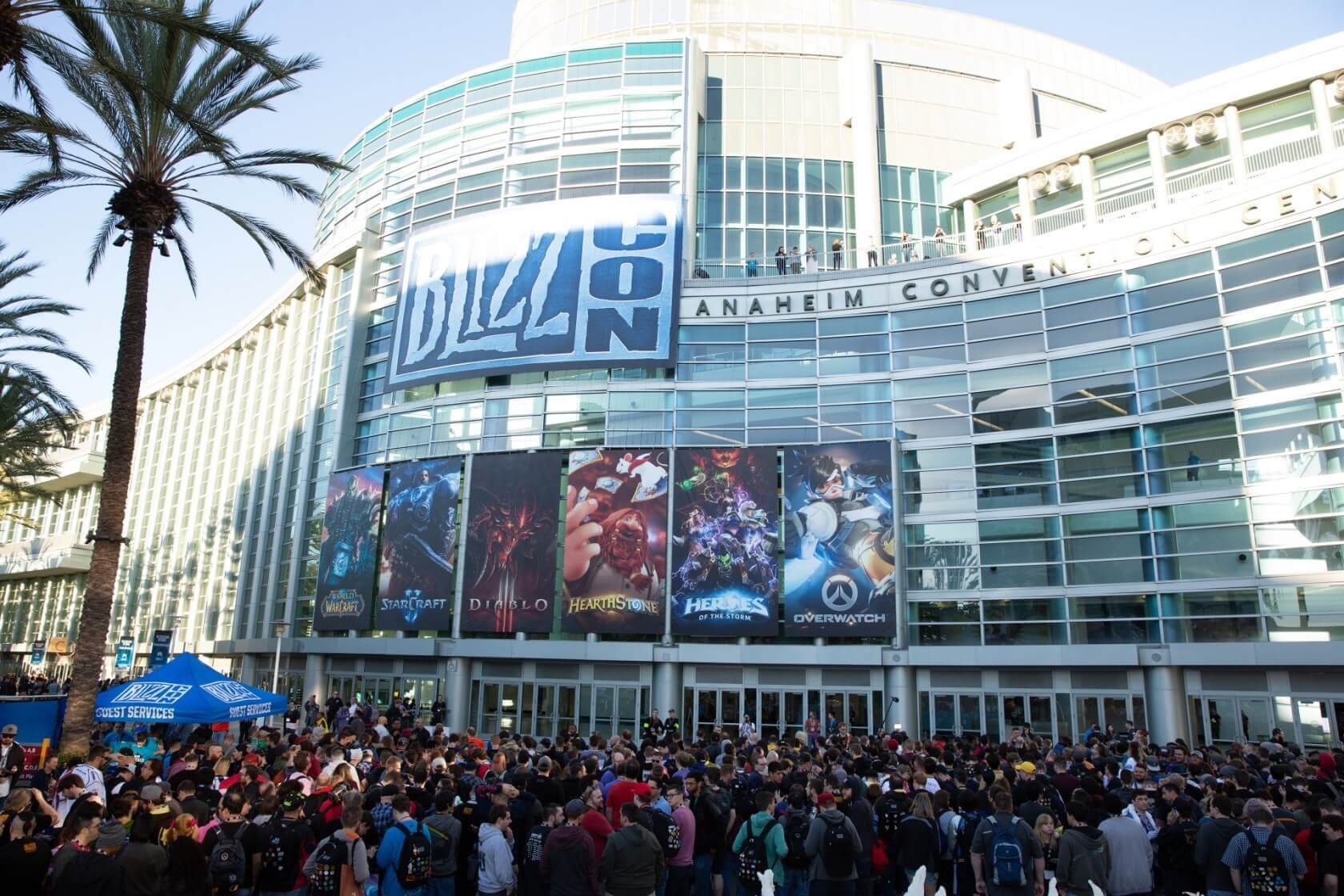 Blizzard cancels BlizzCon 2020, will consider an online variant next year