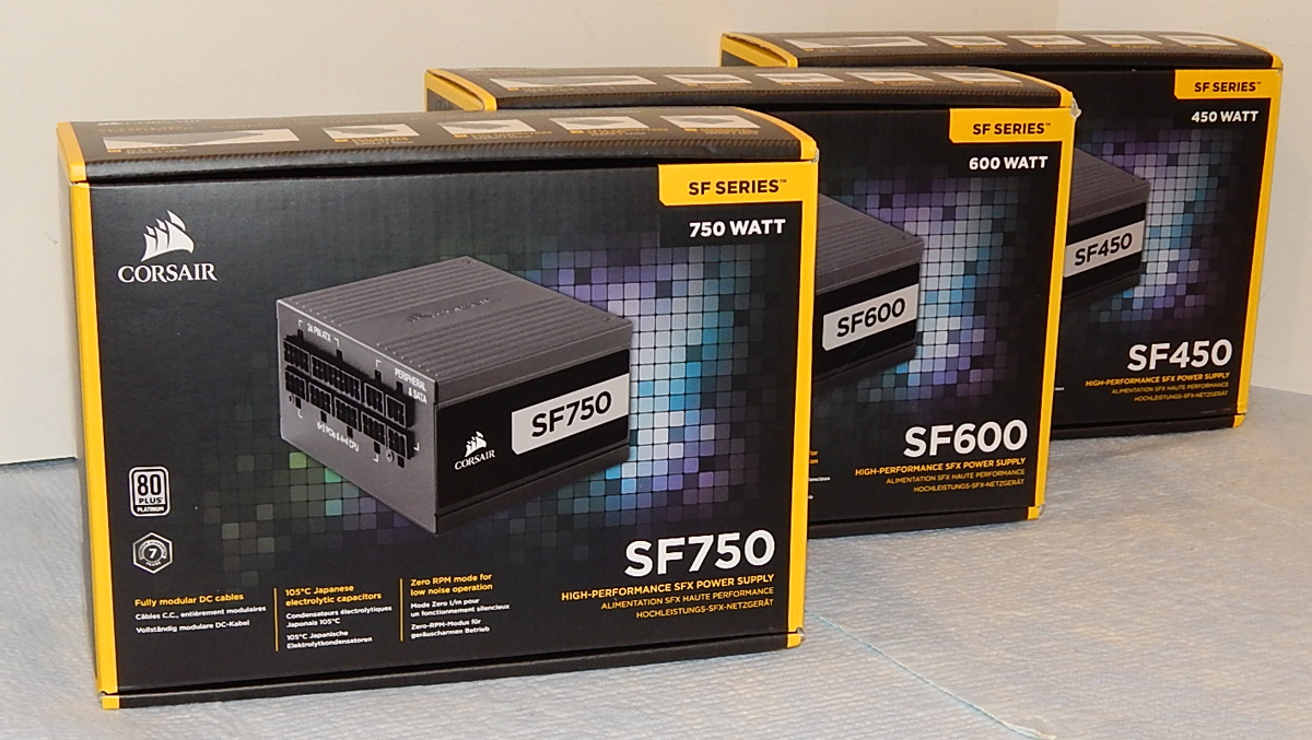 Corsair launches voluntary replacement program for faulty SF series PSUs