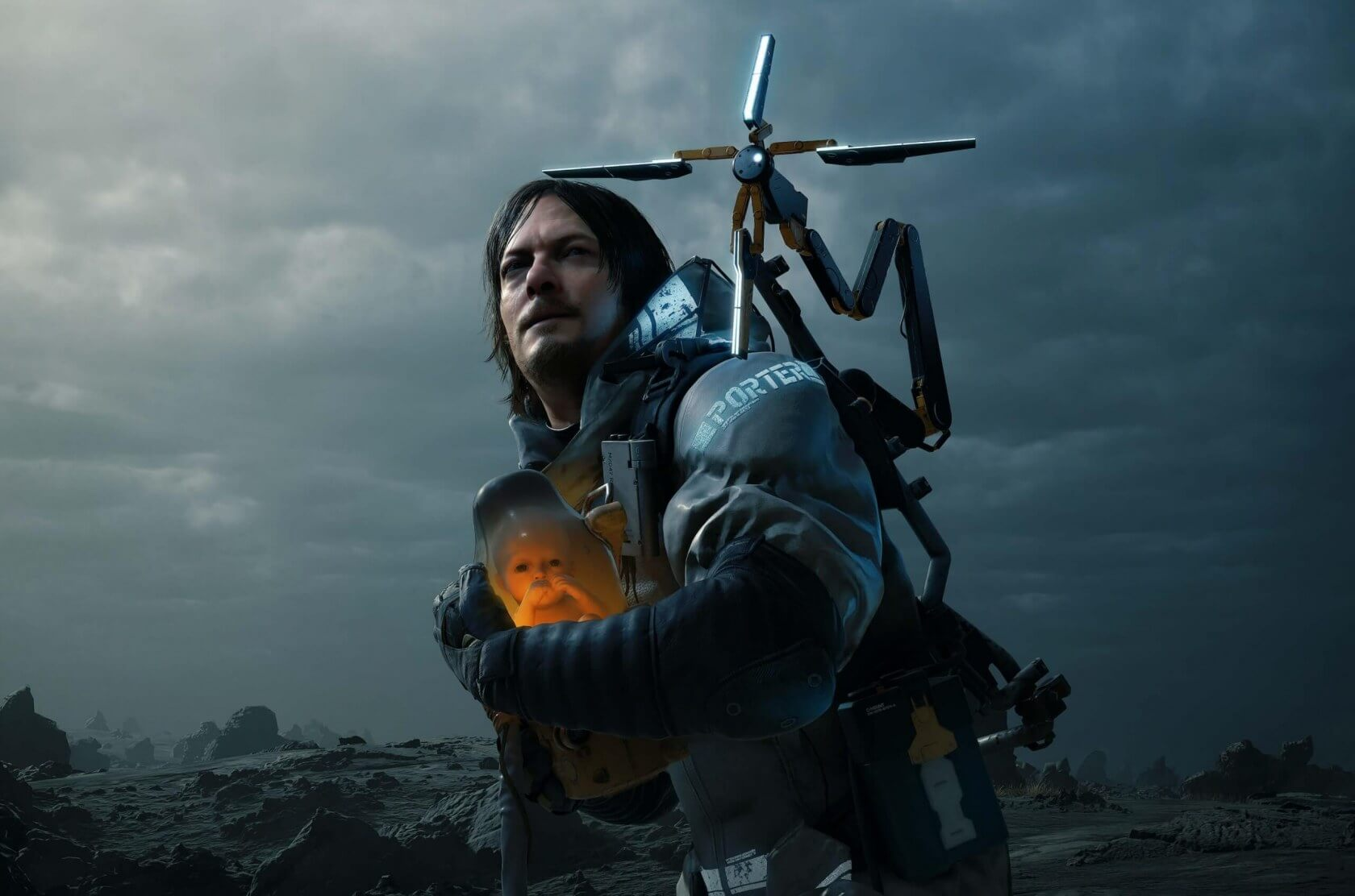 Death Stranding's modest PC system requirements have hit the web
