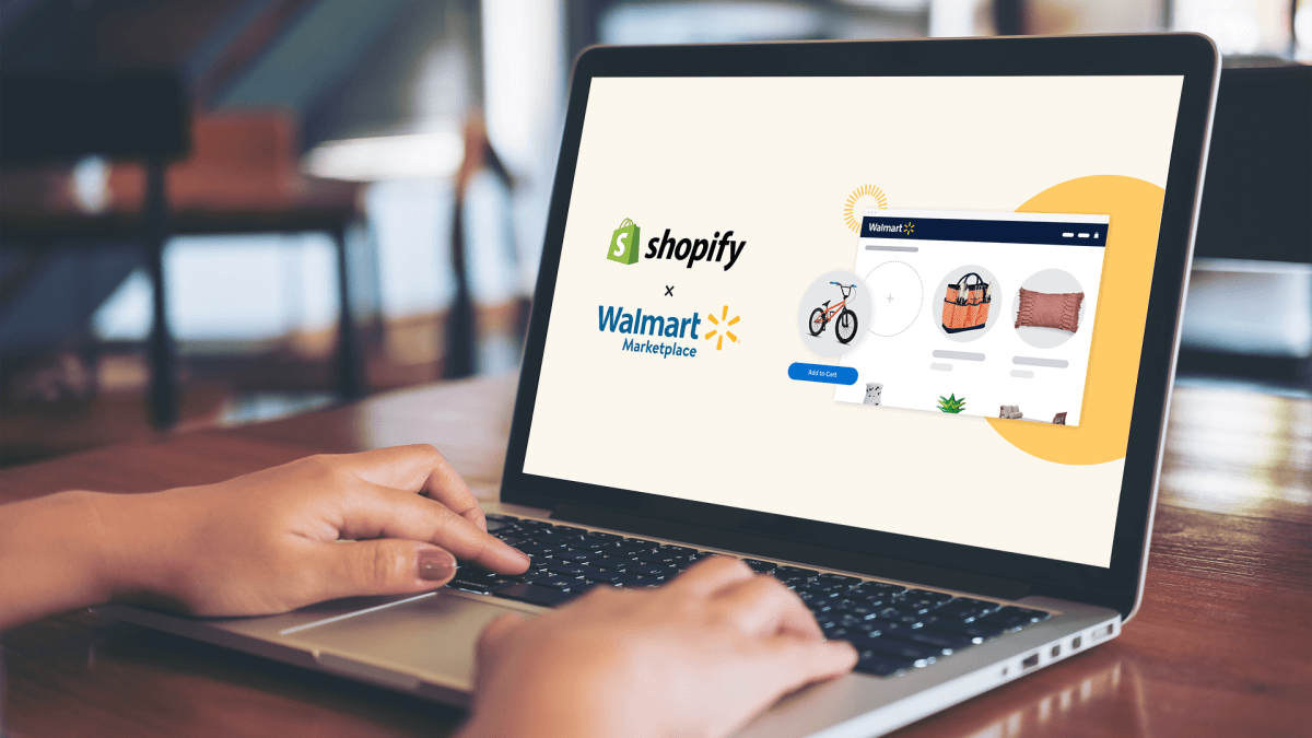 Shopify joins forces with Walmart to capitalize on surge in online shopping