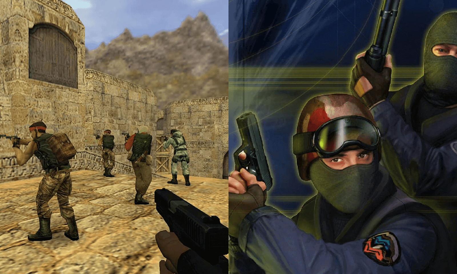 Counter-Strike 1.6 can now be played in your web browser