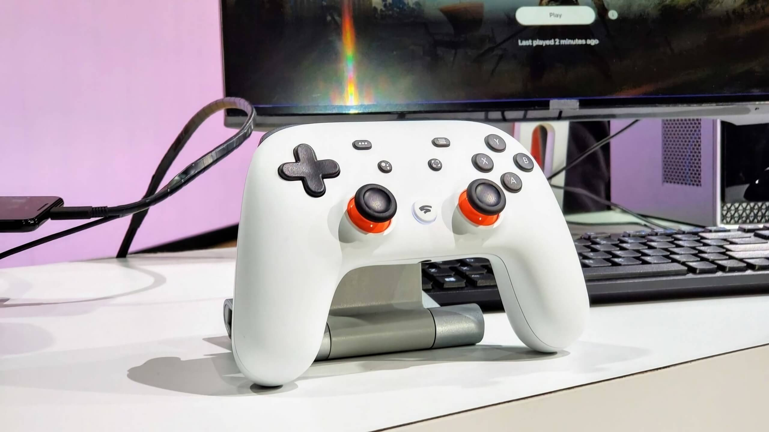 Stadia Premiere is discounted to $100 indefinitely