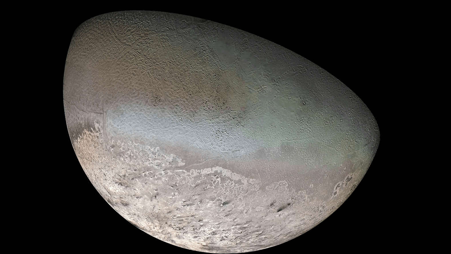 Proposed NASA mission would revisit Neptune's unusual moon Triton