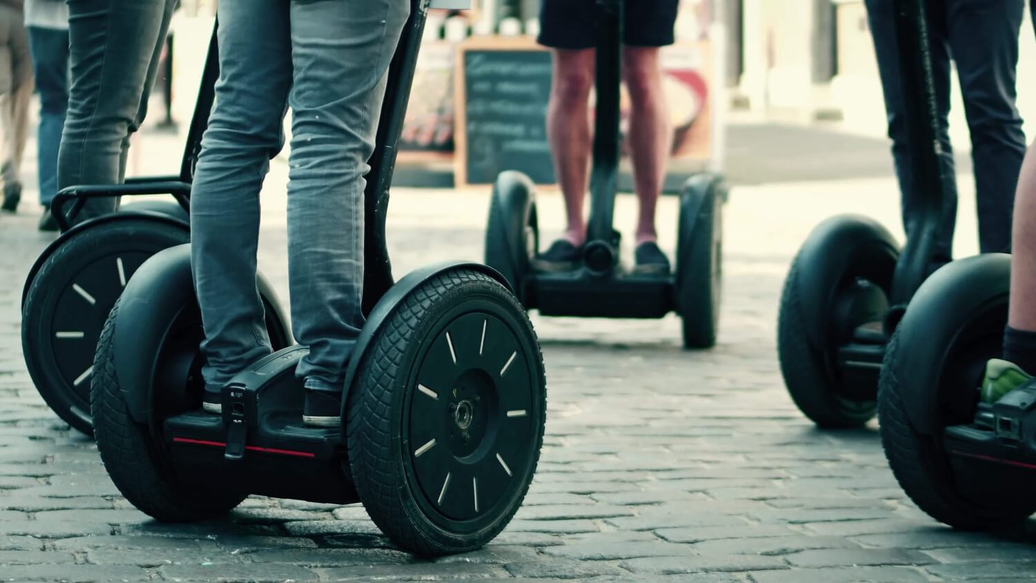 Segway is retiring its iconic scooter that failed to revolutionize personal transportation