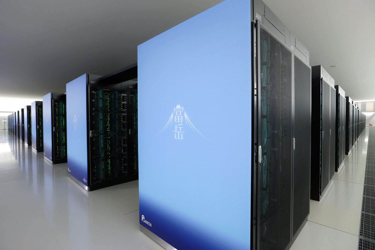 Japan's ARM-based Fugaku is the world's fastest supercomputer