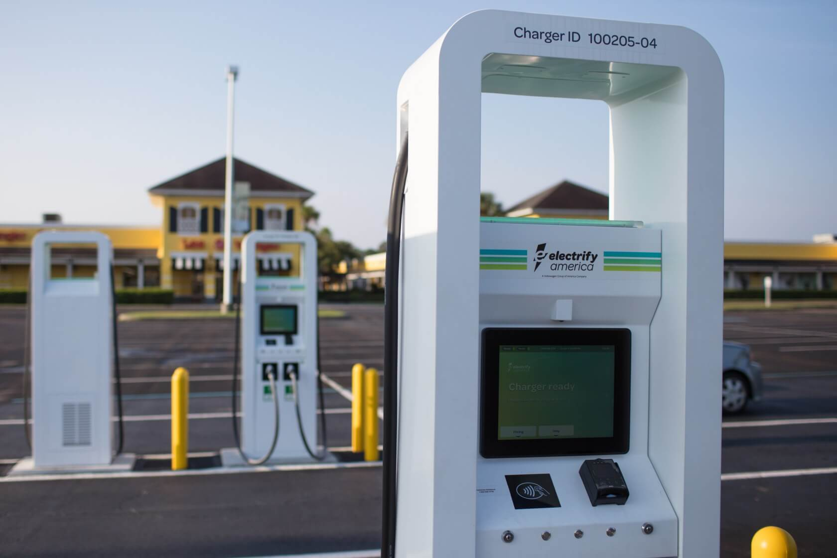 Electrify America completes its first coast-to-coast EV charging route