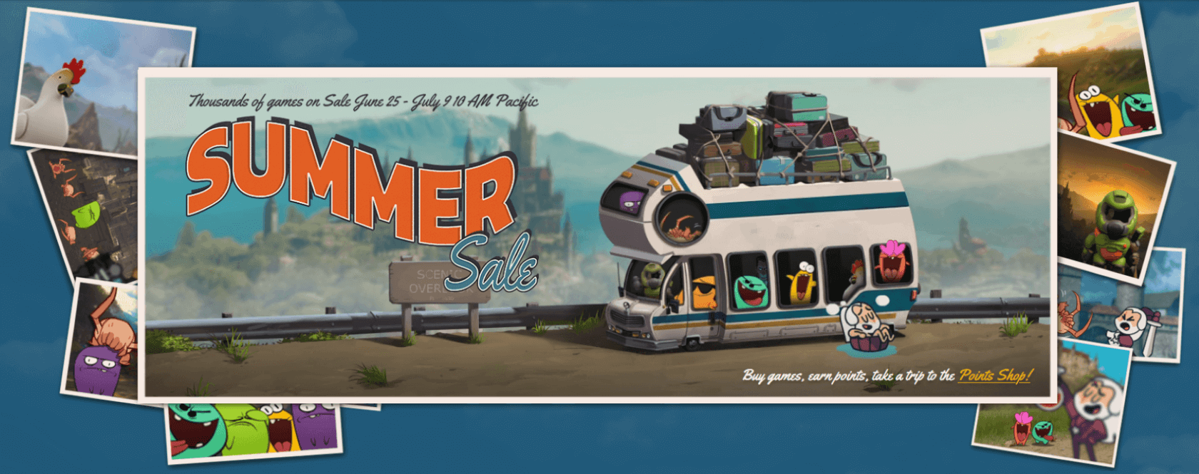 Steam's annual Summer Sale has arrived, offers hefty savings on 'thousands' of games