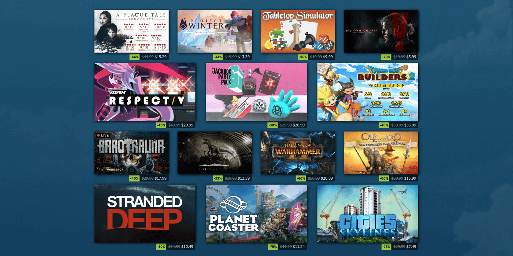 Steam's annual Summer Sale has arrived, offers hefty savings on'thousands' of games 1