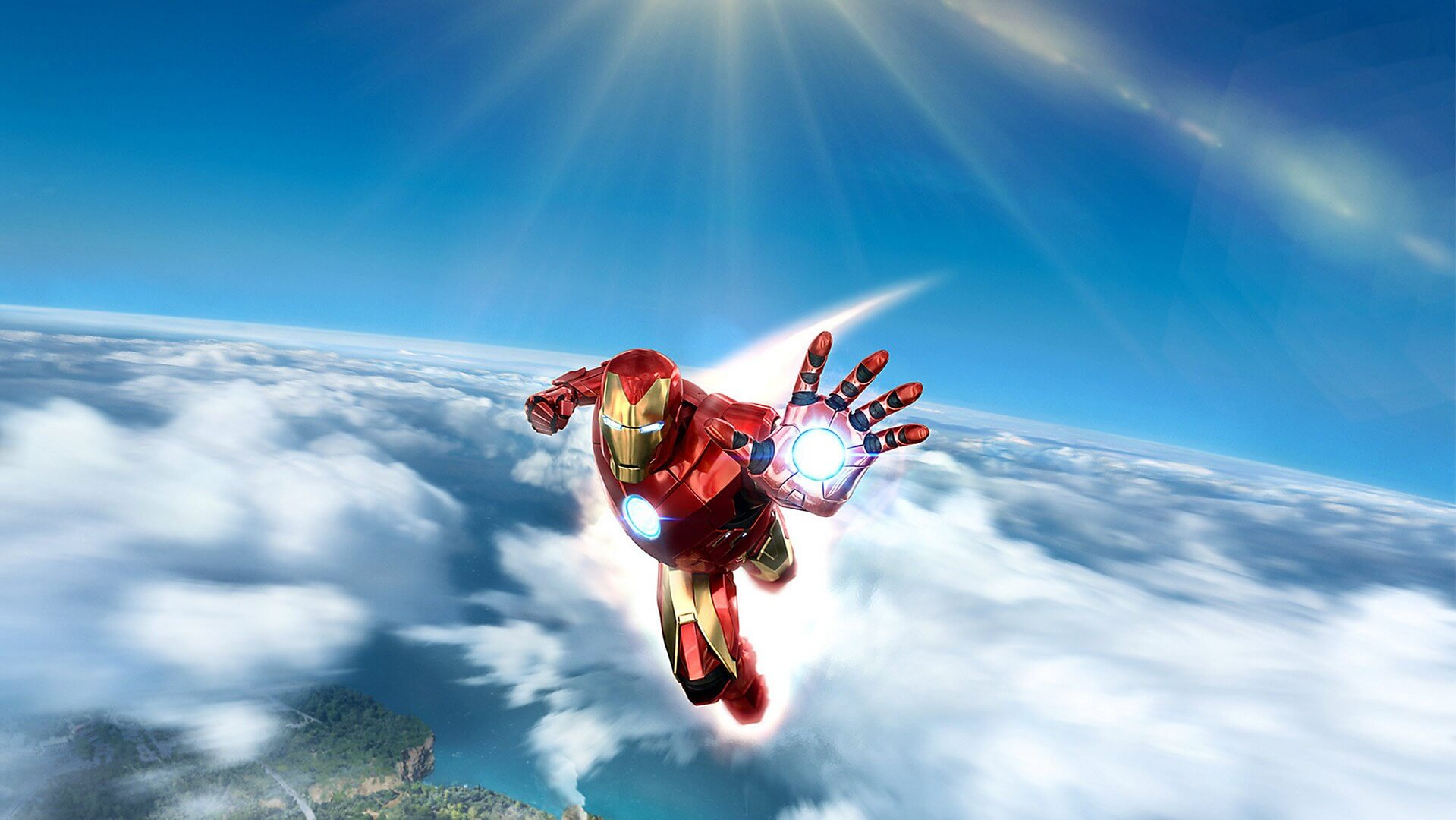You can finally take to the skies in VR as Iron Man this Friday