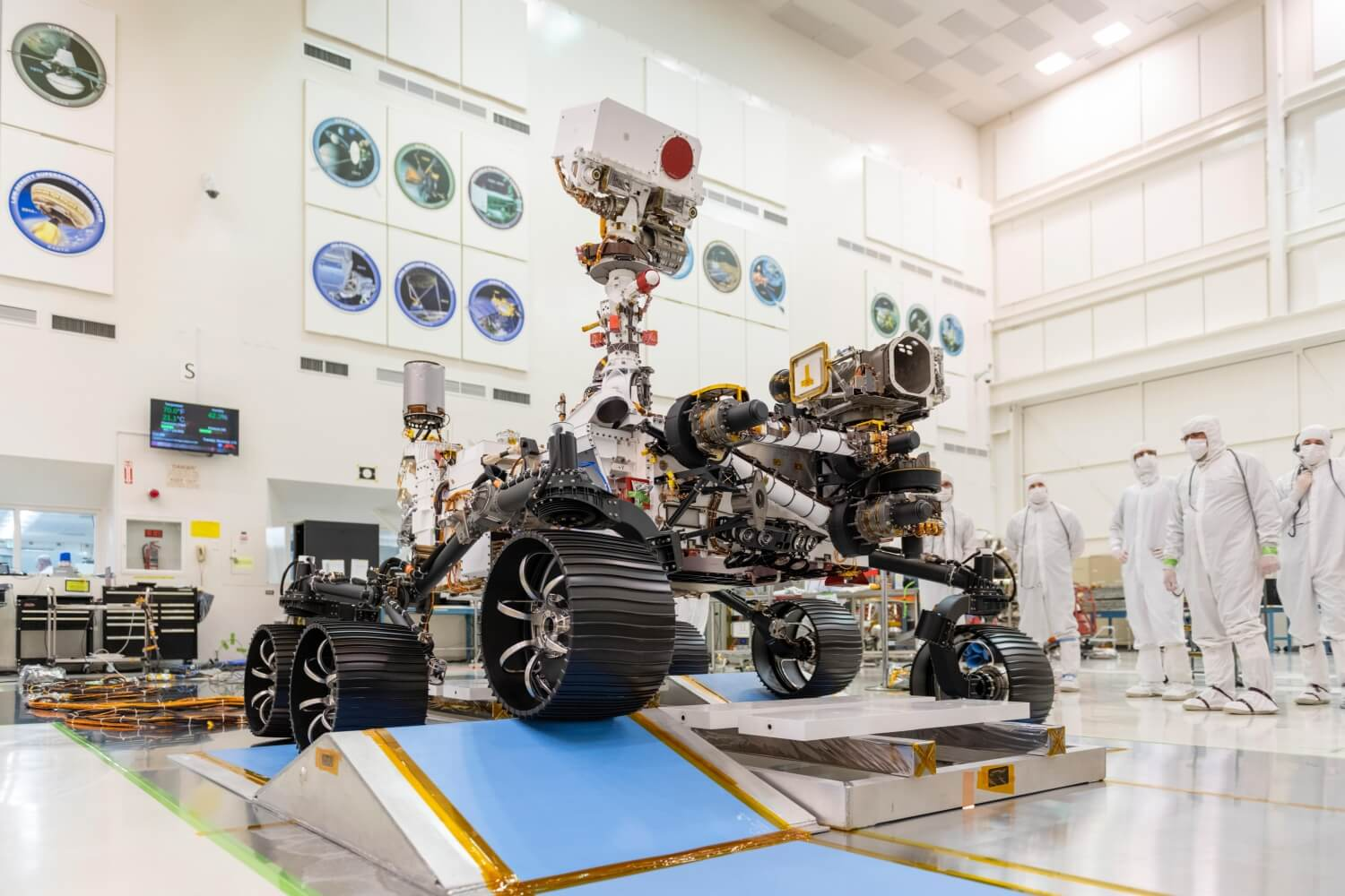 NASA pushes back Mars Perseverance rover launch to no earlier than July 30