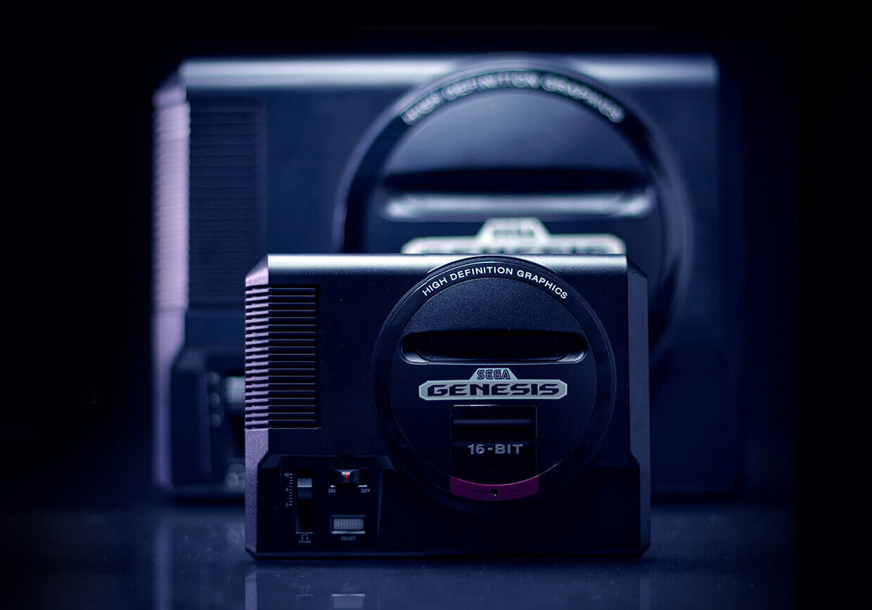 Sega's Genesis Mini is available at its lowest price ever