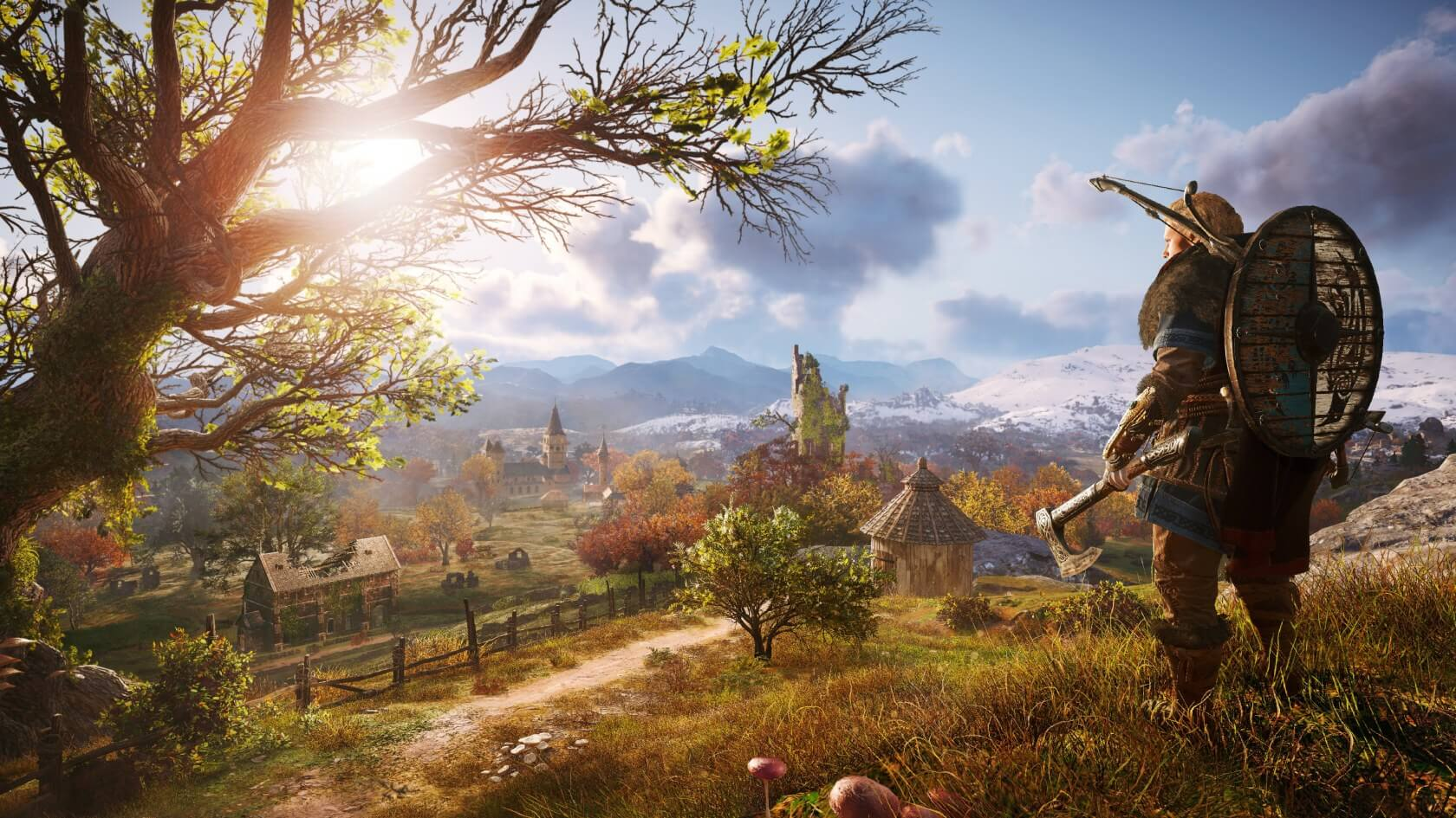 30 minutes of Assassin's Creed: Valhalla gameplay has been leaked 1