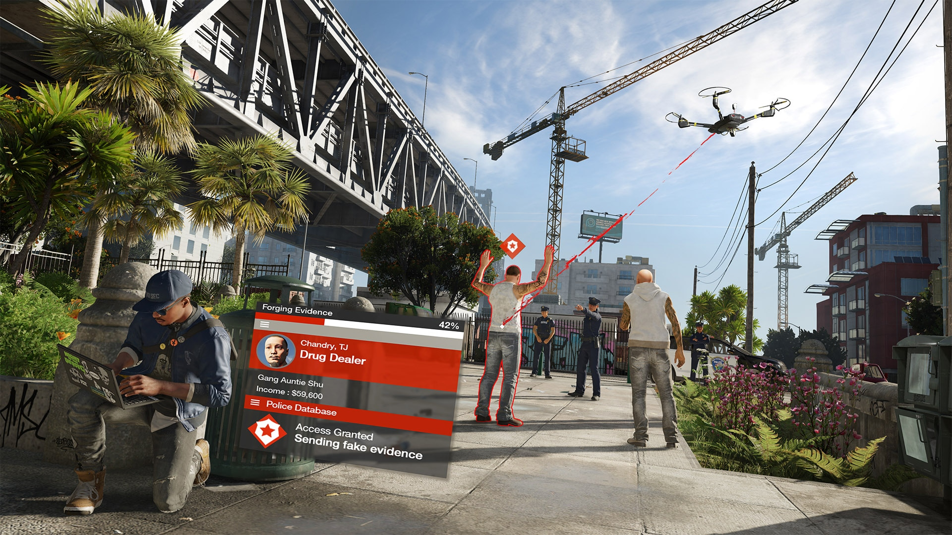 Ubisoft is giving away Watch Dogs 2 to streamers of its upcoming digital event 1