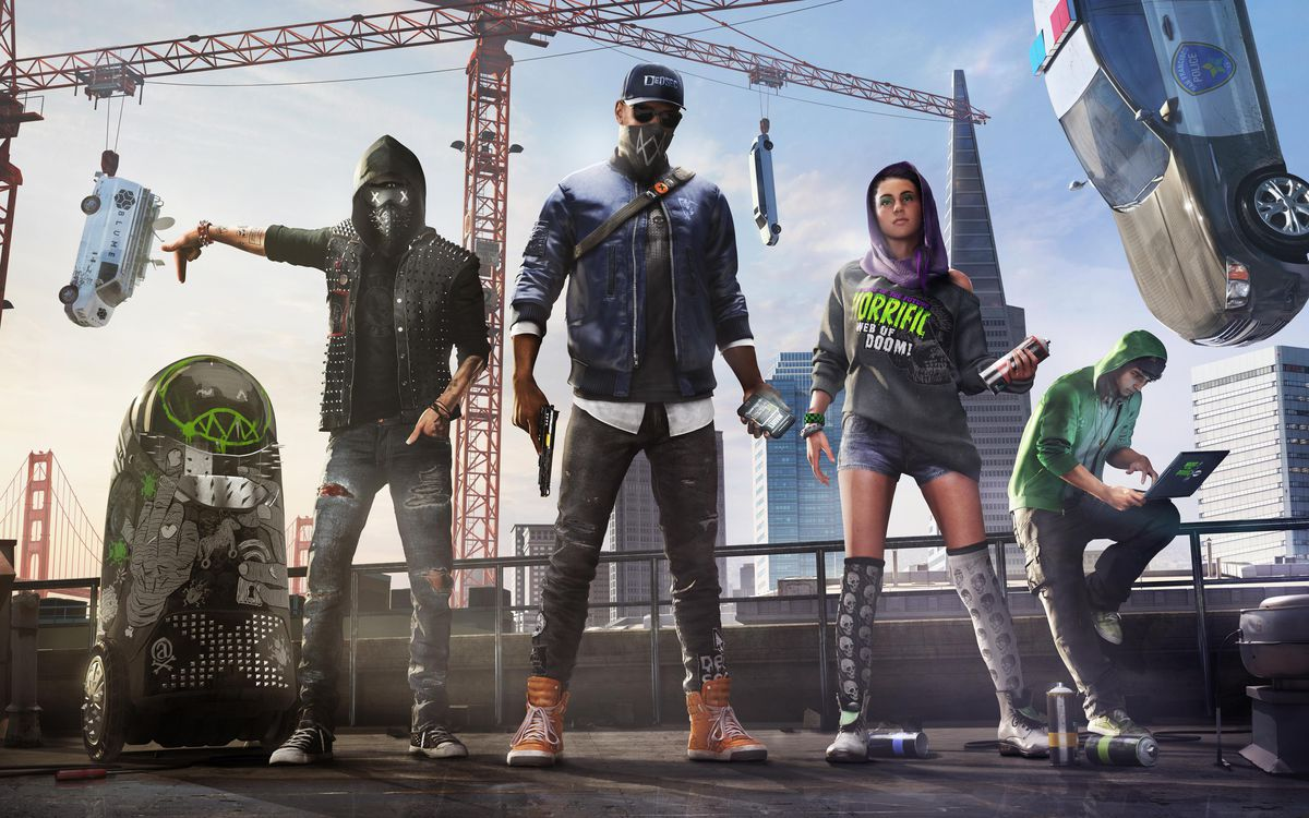 Ubisoft is giving away Watch Dogs 2 to streamers of its upcoming digital event