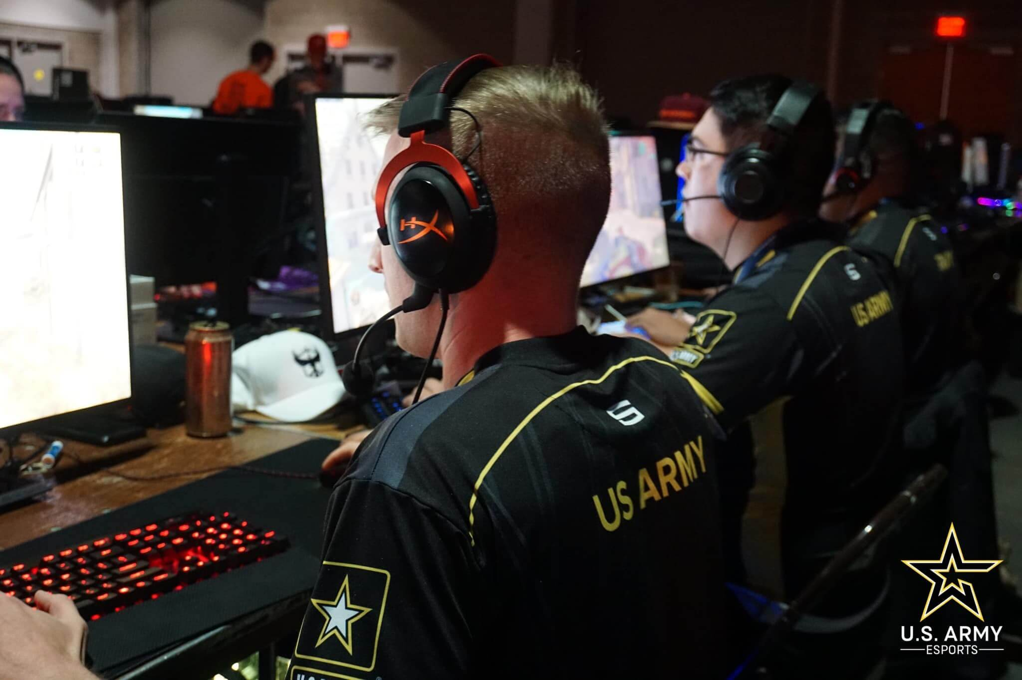 <p>Twitch stops US army's fake competitions that Led viewers to Recruiting page thumbnail