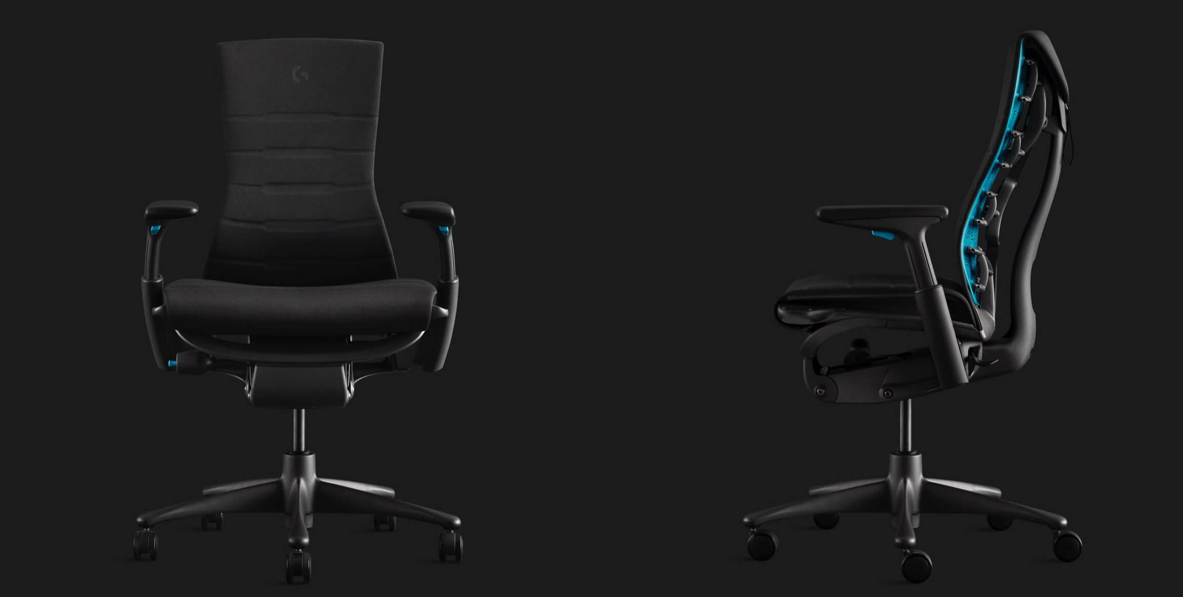 Herman Miller and Logitech launch $1,500 gaming chair