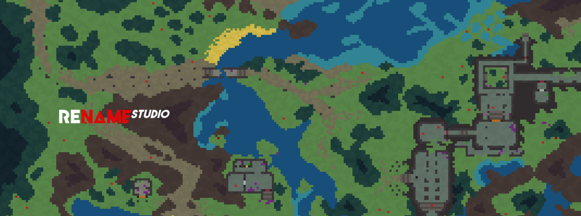 Alt254 is a Zelda-style adventure game that takes minimalist graphics to the extreme thumbnail
