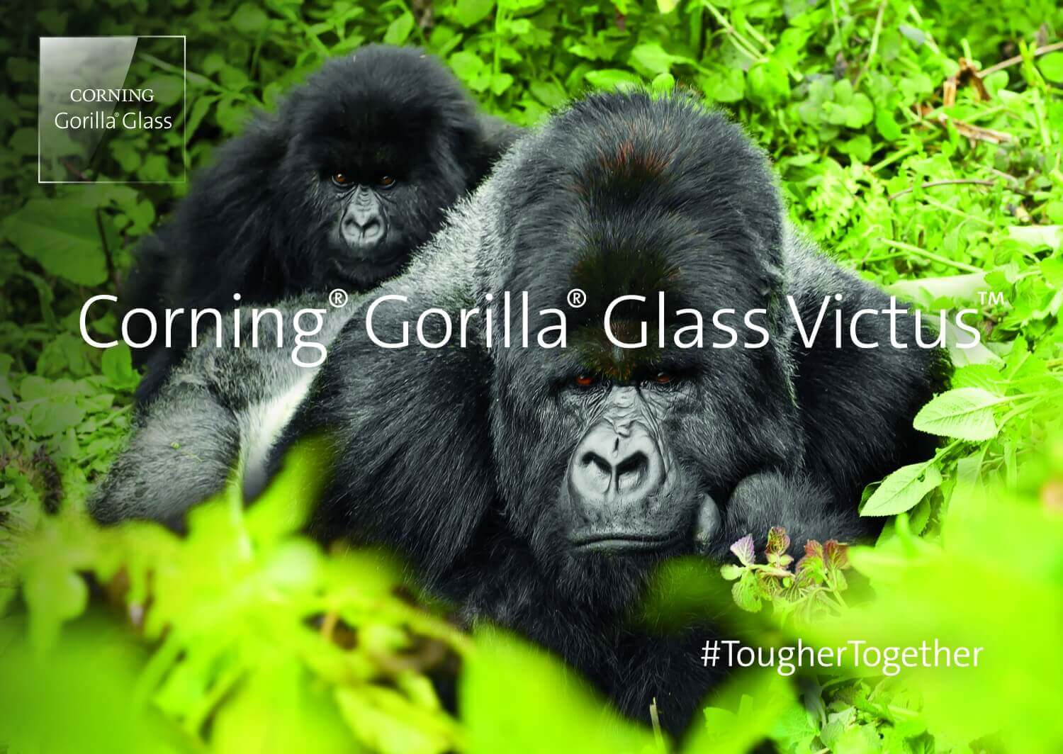 Corning's new Gorilla Glass Victus is 2x more scratch resistant than Gorilla Glass 6