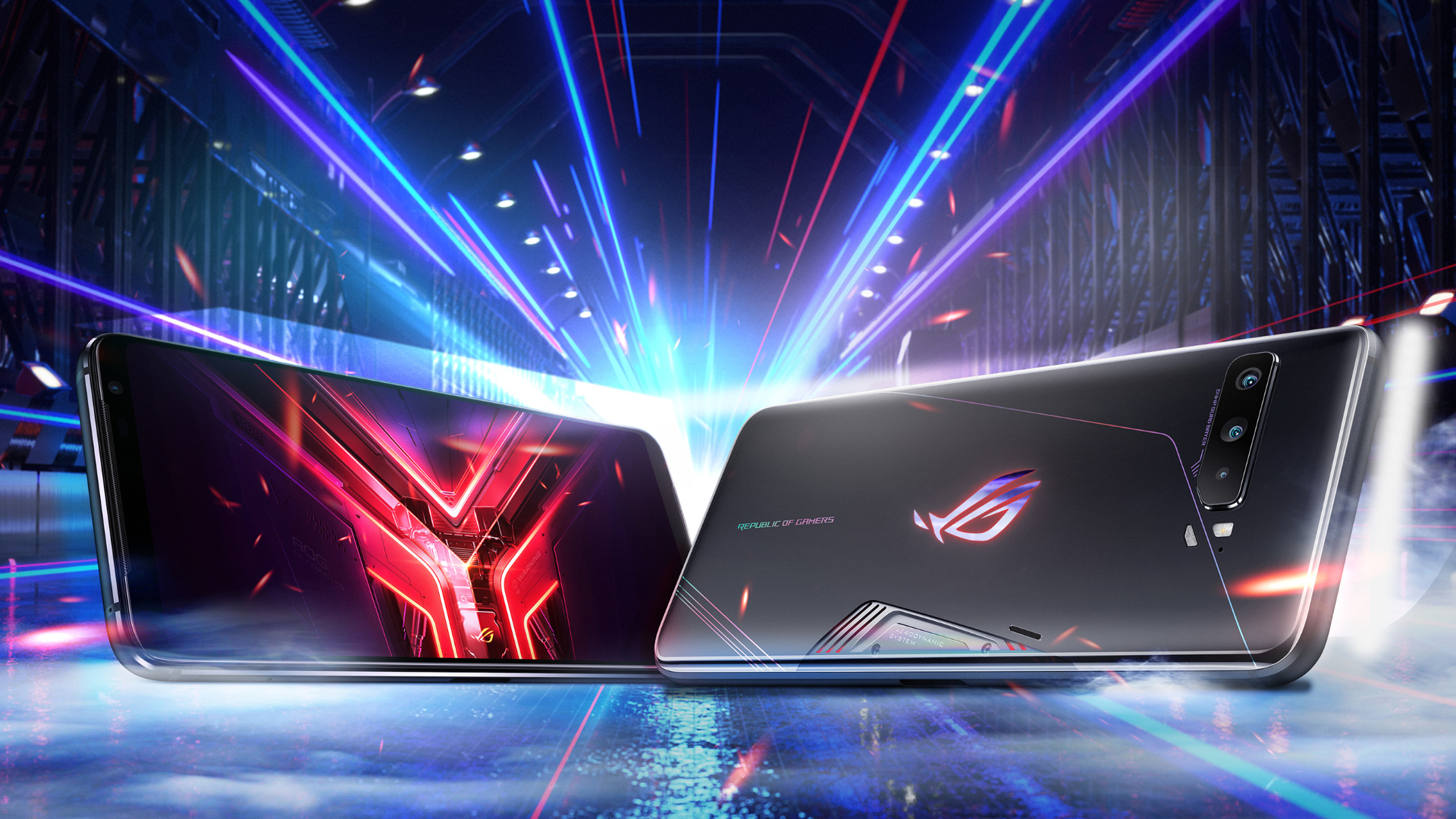 The Asus ROG Phone 3 is packed to the brim with gamer-focused features