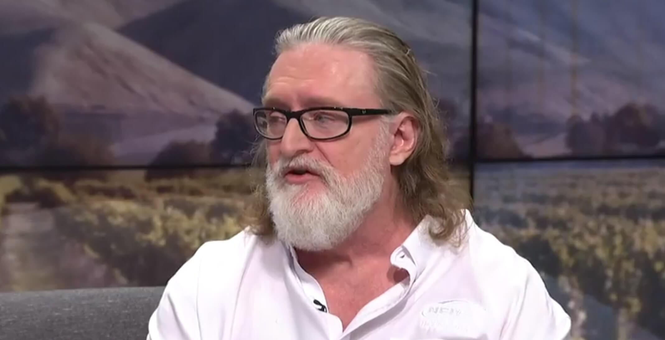 Gabe Newell says the Xbox Series X beats the PS5