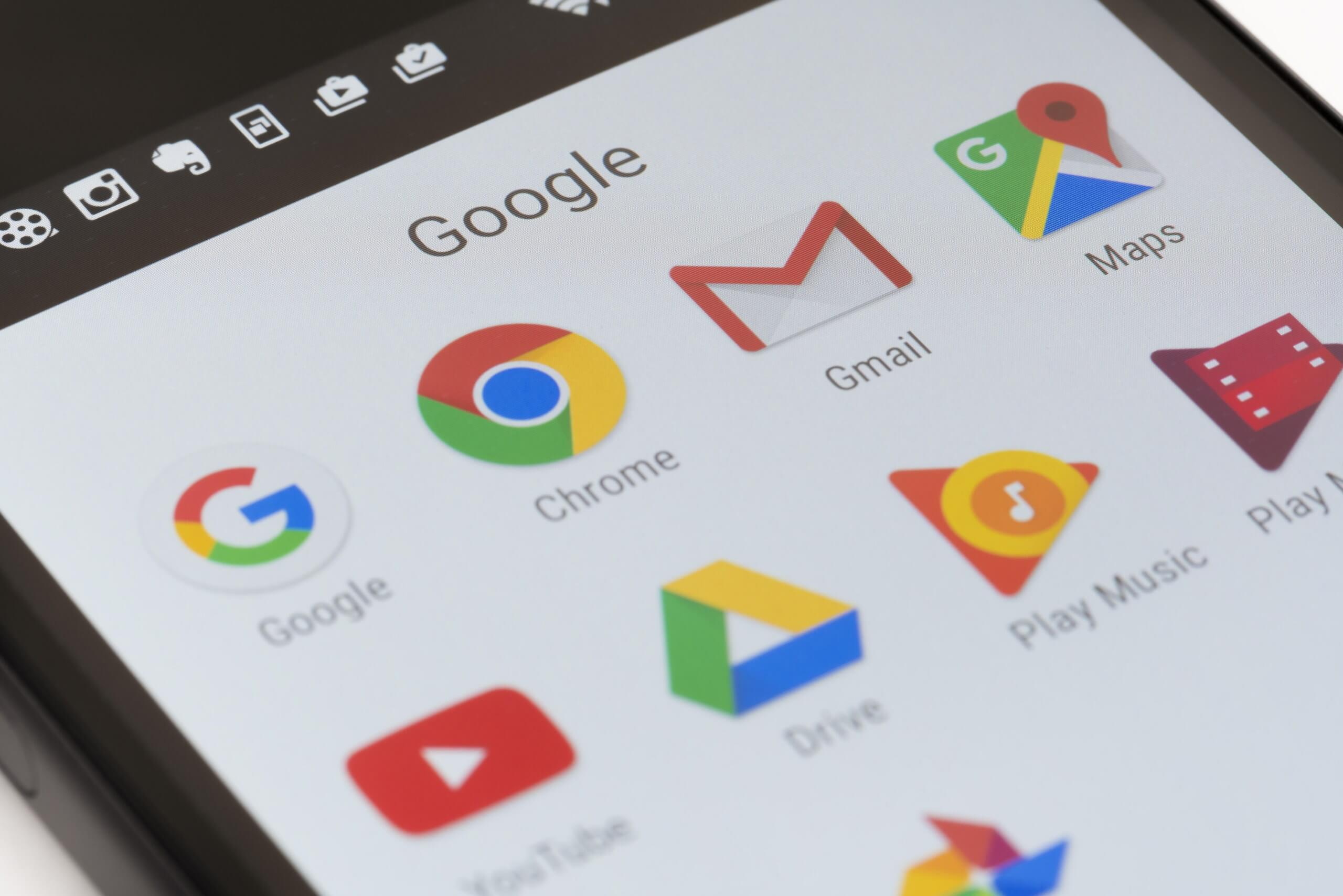 Google reportedly monitored data from rival Android services to build new apps