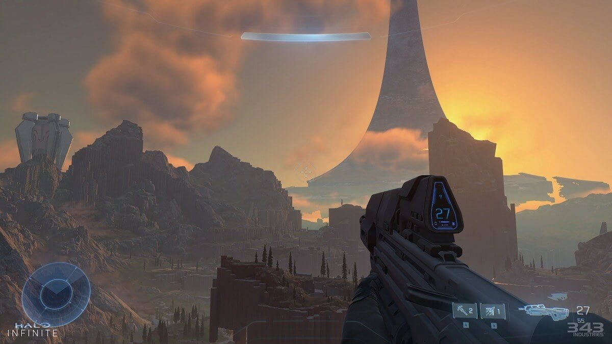Halo Infinite debut is met with complaints, Microsoft blames poor stream and early build