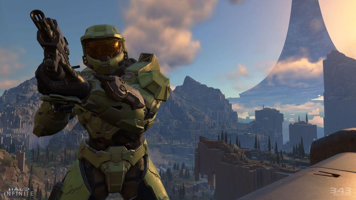 Retailer listing shows Halo Infinite's multiplayer is free-to-play