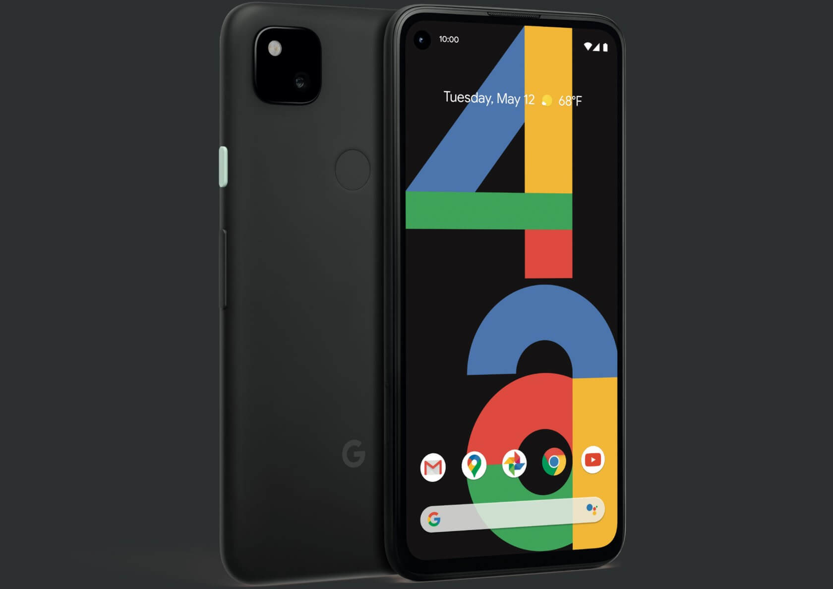 Google Pixel 4a starts at $349, Pixel 4a 5G and Pixel 5 are coming later this year