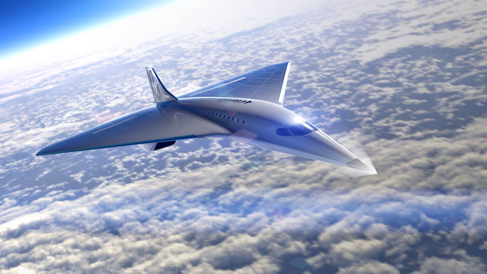 Virgin Galactic Mach 3 aircraft will be powered by Rolls-Royce