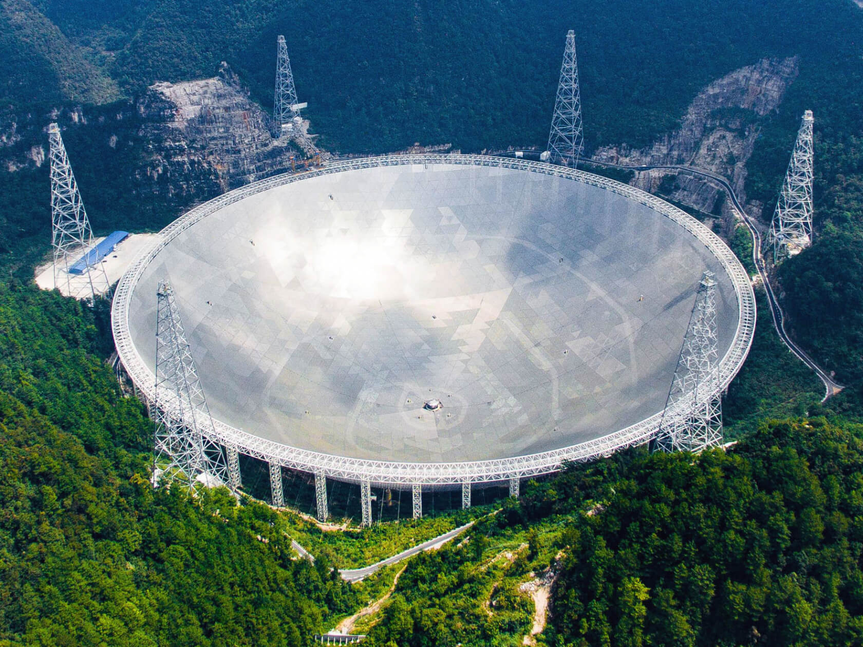 China can't find anyone to run the world's largest telescope