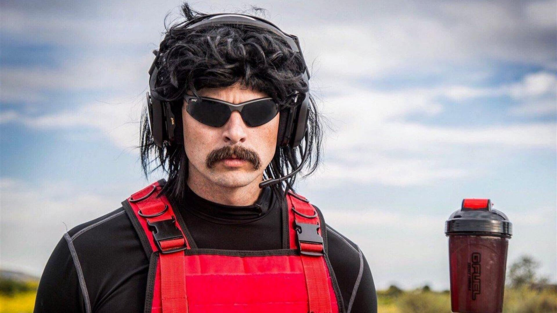 Dr Disrespect returns to streaming later today